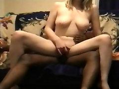 Busty Blonde Teen In Interracial Date Fuck