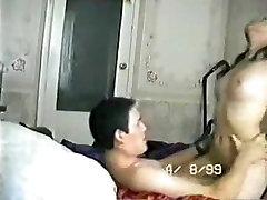 Hot Turkish Couple Having A Fuck