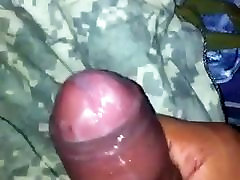 my morning cum shot