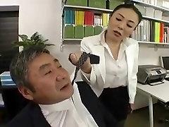 Name of Asian JAV Femdom Boss Pornstar?