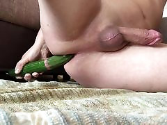 Prostate fuck and orgasm