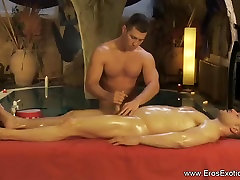 Handjob Massage Makes Your Penis Relaxed