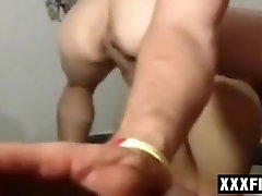 Hardcore Teen Anal Threesome MMF