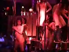 Thai Nude Gogo Girls Dancing