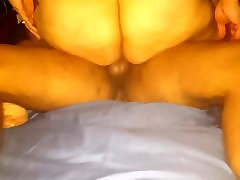 My BBW Wife getting BBC
