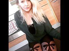 pantyhose nylons amateur girls