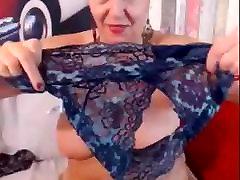 mature blonde nr 555 on web cam