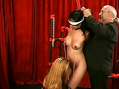 Compliation of Blindfolded Ladies 35