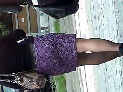 Love Mature Women & Pantyhose