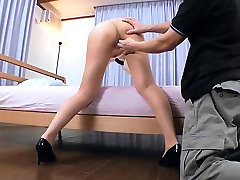 Pantyhosed Wife Play The Game