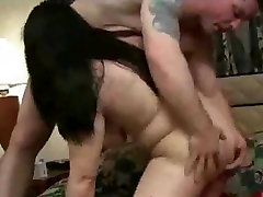 Horny Chubby Teen GF with nice pussy getting fucked