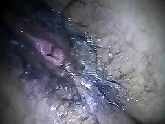 Hairy Wet Mature Pussy Creampie