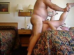 not My daddy bear fucking me