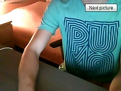 Greek Cute Boy On Cam, Big Cock & Sexy Bubble Ass
