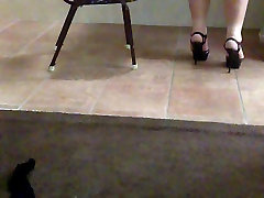 so am i sexy in my new high heels