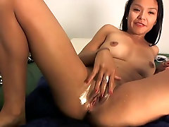 Asian Webcam Girl Squirting