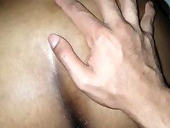 Black BBW taking my big Dick