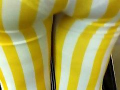 Transparent see through leggings 87