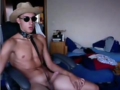 German Slave Boy With Big Cock And Tight Sweet Ass On Cam