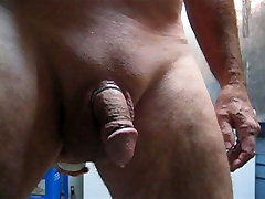 edged for a week and needed to milk and massage my prostate