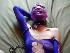 Bdsm slut crawling for cock