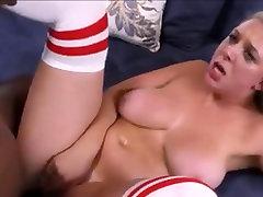 Big Natural Tits Bouncing Up and Down 43