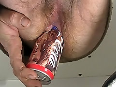 cocacola in ass