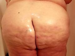 Sexy Mature SSBBW Ass