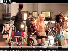 Celebs Get Caught Stripping Naked And Fucking At the Gym