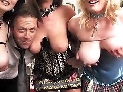 RoccoSiffredi Hungarian Slut Double Anal Gangbanged
