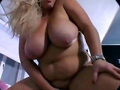 BBW Milf Riding Cock