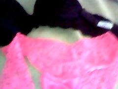 got her bra and panties
