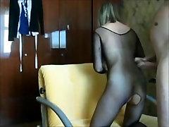 Johana from DATES25.COM - Amateur milf ass creampied on real homemade