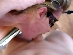 Most,Extreme Brutal Amateur DeepThroat and Gagging