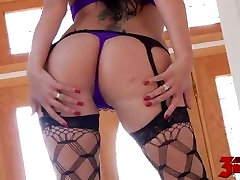 Busty Asian Londonky Pleases A Cock 1