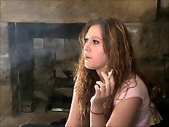 Smoking Fetish: Nicole - No Bullshit 5
