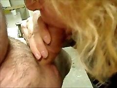 Blowjob at work good tongue action. Adelina from 1fuckdate.com