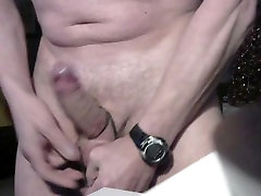 my closeup bondage webcam cumshot