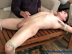 Boy with ultimate orgasms