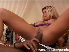 beautiful blonde girl interracial porn with big black cock