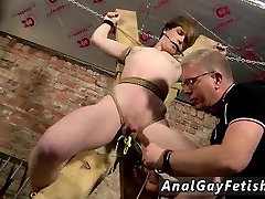 Young boys bondage vids Another Sensitive Cock Drained