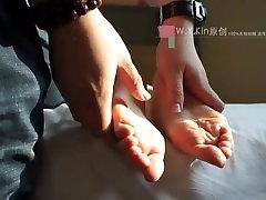 Asian Feet Tickle 3