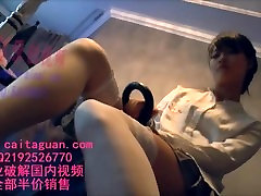Tied Chinese Lesbian Trample And Foot Smelling