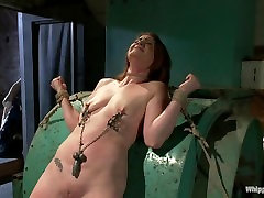 Isis Love Takes Cici Rhodes on a Ride Through Intense Pain - Scene 1