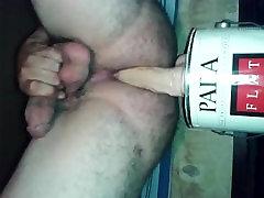 big dildo ass fuck