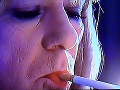 Fetish Smoking Samantha archive footage two