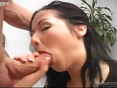 Young Slut in Knee High Socks Gets The Complete Treatment - Patrica Petite