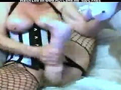 Awesome MILF Big Toy Anal & Squirt