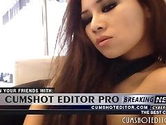 Gorgeous Asian Teen On Webcam