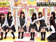 Japanese tickle TV nogizaka